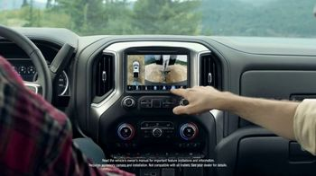 2019 Chevrolet Silverado TV Spot, 'Invisible Trailer' [T2] - Thumbnail 4
