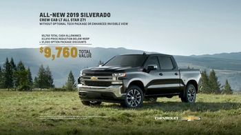 2019 Chevrolet Silverado TV Spot, 'Invisible Trailer' [T2] - Thumbnail 7