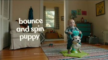 Fisher-Price Bounce and Spin Puppy TV Spot, 'The Ride' - Thumbnail 7