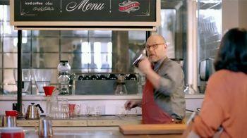 Colgate Optic White TV Spot, 'Coffee Stains Teeth' Featuring Alton Brown - Thumbnail 1