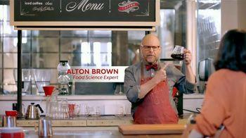 Colgate Optic White TV Spot, 'Coffee Stains Teeth' Featuring Alton Brown - Thumbnail 2