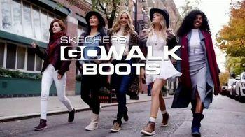 SKECHERS GOwalk Boots TV Spot, 'Made for Walking' Song by Nancy Sinatra