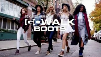 SKECHERS GOwalk Boots TV Spot, 'Made for Walking' Song by Nancy Sinatra