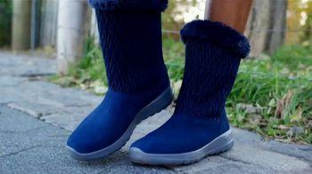 SKECHERS GOwalk Boots TV Spot, 'Made for Walking' Song by Nancy Sinatra - Thumbnail 7