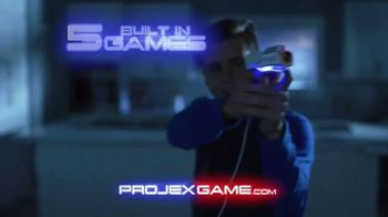 ProjeX TV Spot, 'Lights Off, Game On' - Thumbnail 5