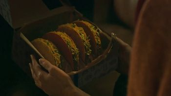 Taco Bell National Taco Day TV Spot, 'Fireside Gift' - Thumbnail 5