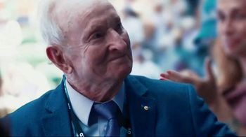 Rolex TV Spot, 'Perpetual Excellence: Rod Laver' - Thumbnail 7