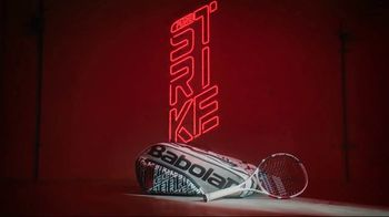 Babolat Pure Strike TV Spot, 'Sharp Control' Featuring Dominic Thiem - Thumbnail 7