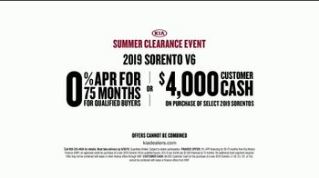 Kia Summer Clearance Event TV Spot, 'Time to Make Room' [T2] - Thumbnail 9