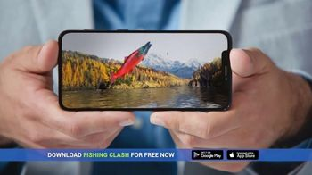 Fishing Clash TV Spot, 'Get Away When You Can't Get Away' - Thumbnail 3