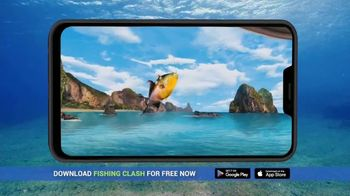 Fishing Clash TV Spot, 'Get Away When You Can't Get Away' - Thumbnail 7