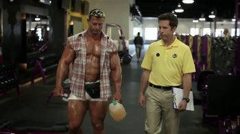Planet Fitness Dollar Down Days TV Spot, 'Lift Things Up'