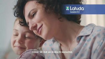 Latuda TV Spot, 'Lauren's Story: My Mom Is Sad' - 5137 commercial airings