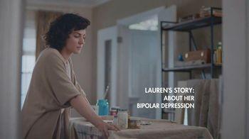 Latuda TV Spot, 'Lauren's Story: My Mom Is Sad'