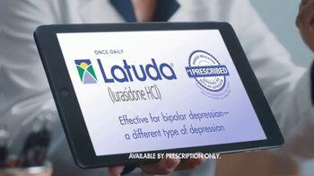 Latuda TV Spot, 'Lauren's Story: My Mom Is Sad' - Thumbnail 4
