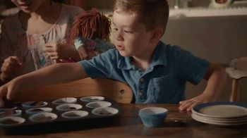 Pillsbury Place & Bake Brownies TV Spot, \'Easy to Share\'