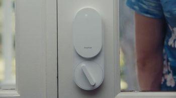 SimpliSafe Smart Lock TV Spot, 'Keeping an Eye on Home' - Thumbnail 3