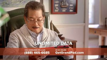 GrandPad TV Spot, 'Staying Close: Album: Free Shipping' - Thumbnail 7