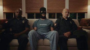 SimpliSafe TV Spot, 'Fast Police Response: Free Shipping'