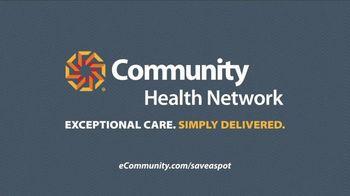 Community Health Network TV Spot, 'MedCheck: Soccer Player' - Thumbnail 9