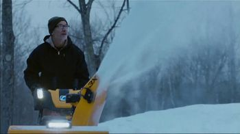 Cub Cadet X Series Snowblowers TV Spot, 'Winter Is What You Make of It'