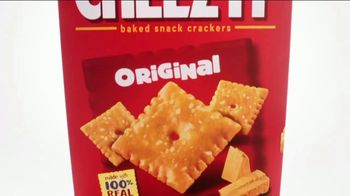Pizza Hut Stuffed Cheez-It Pizza TV Spot, 'You're Welcome: $5'N Up Lineup' - Thumbnail 3