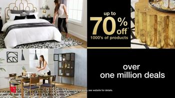 Overstock.com Anniversary Sale TV Spot, 'Biggest Sale in History' - Thumbnail 2