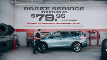 Big O Tires TV Spot, 'Downhill: Brake Service Starting at $79.95' - Thumbnail 10