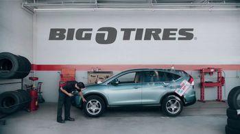 Big O Tires TV Spot, 'Downhill: Brake Service Starting at $79.95' - Thumbnail 6