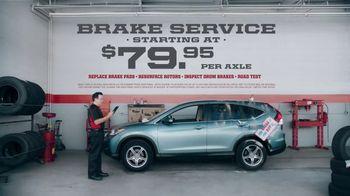 Big O Tires TV Spot, 'Downhill: Brake Service Starting at $79.95' - Thumbnail 7