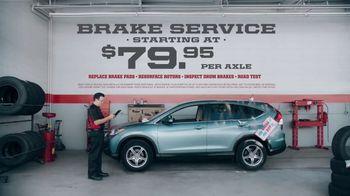 Big O Tires TV Spot, 'Downhill: Brake Service Starting at $79.95' - Thumbnail 8