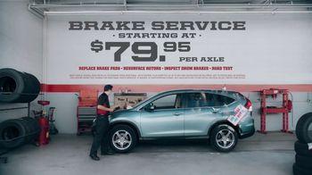 Big O Tires TV Spot, 'Downhill: Brake Service Starting at $79.95' - Thumbnail 9