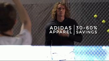 Tennis Warehouse Adidas Week TV Spot, 'Best Deals: 30 to 60 Percent Off Apparel' - Thumbnail 4