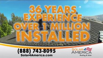 Solar4America TV Spot, 'Be Energy Independent' - Thumbnail 2