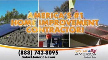 Solar4America TV Spot, 'Be Energy Independent' - Thumbnail 3