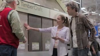 Lowe's TV Spot, 'Do It Right: Pergo Flooring' - Thumbnail 3