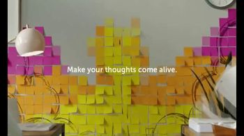 Post-it TV Spot, 'Collaborate' - Thumbnail 8