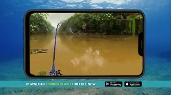 Fishing Clash TV Spot, 'Reel Excited' - Thumbnail 7