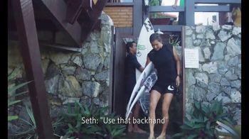 World Surf League TV Spot, 'Sound Waves' - Thumbnail 3