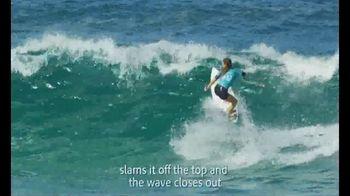 World Surf League TV Spot, 'Sound Waves' - Thumbnail 6
