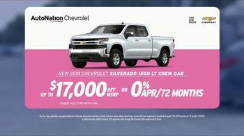 AutoNation TV Spot, 'I Drive Pink: Silverado' Song by Andy Grammer - Thumbnail 8