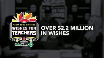 The Fiesta Bowl TV Spot, 'Wishes for Teachers' - Thumbnail 3
