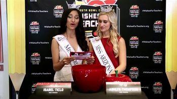 The Fiesta Bowl TV Spot, 'Wishes for Teachers' - Thumbnail 5