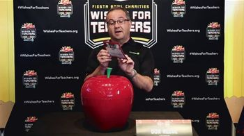 The Fiesta Bowl TV Spot, 'Wishes for Teachers' - Thumbnail 6