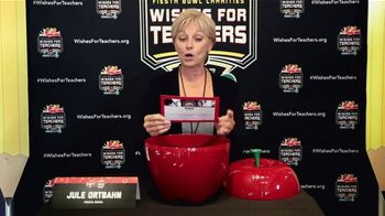 The Fiesta Bowl TV Spot, 'Wishes for Teachers' - Thumbnail 7
