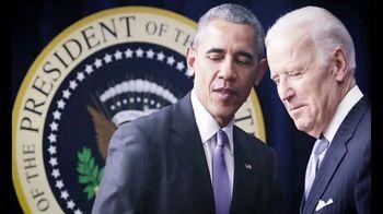 Biden for President TV Spot, 'Bones'