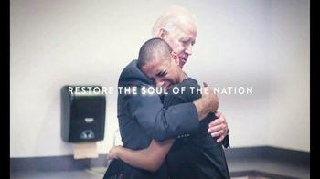 Biden for President TV Spot, 'Bones' - Thumbnail 9
