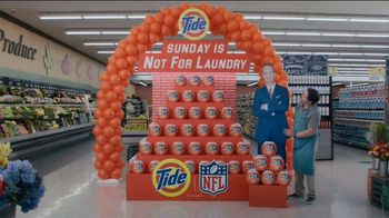 Tide TV Spot, 'Grocery Store' - 1 commercial airings