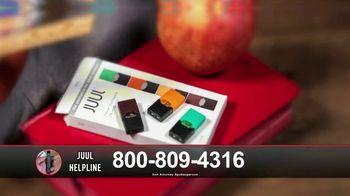 Juul Helpline TV Spot, 'Call Right Now' - Thumbnail 1