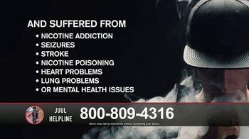 Juul Helpline TV Spot, 'Call Right Now' - Thumbnail 10
